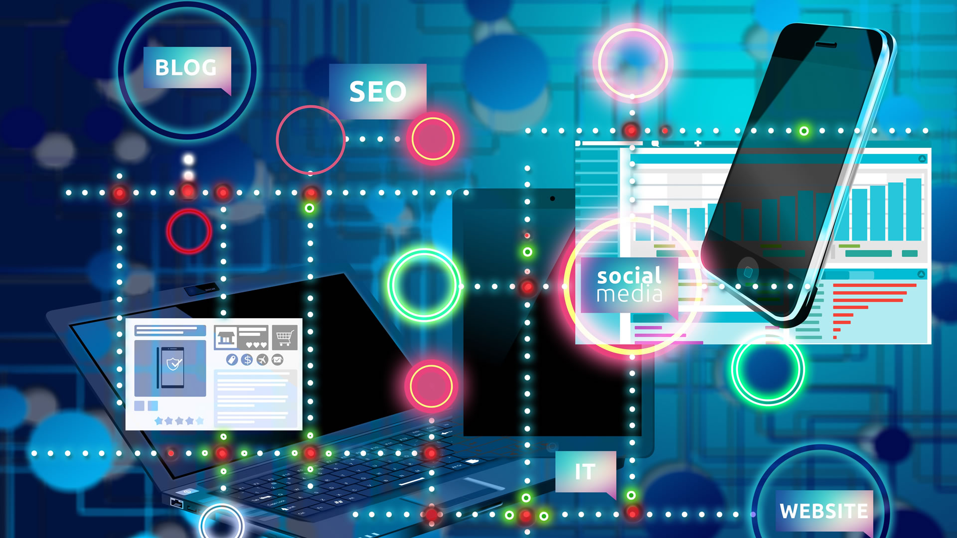 Marketing <span>digital online</span>